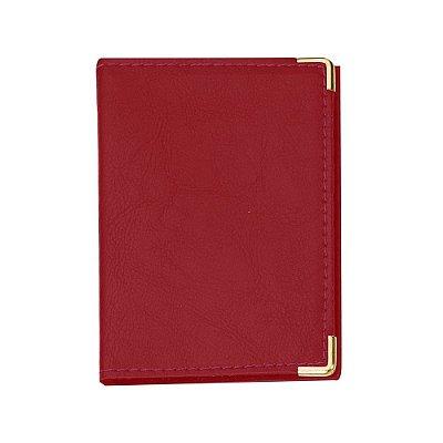 Porta Documento em Couro Sintético - IAD12385