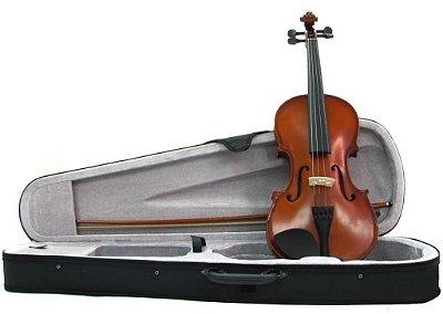 Violino Tagima Allegro  T1500 4/4 Natural com Case Luxo