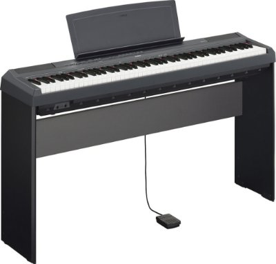 Piano Digital Yamaha P115 com Estante L85