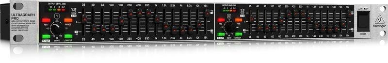 Equalizador Behringer Ultragraph Pro FBQ1502 HD