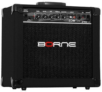 """Amplificador Borne Strike G70 1x6,7"""" 20W"""