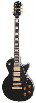 Guitarra Epiphone Les Paul Custom Black Beauty