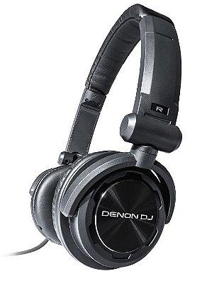 Fone de Ouvido Denon HP600 DJ Pro