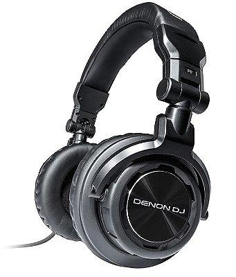 Fone de Ouvido Denon HP800 DJ Pro