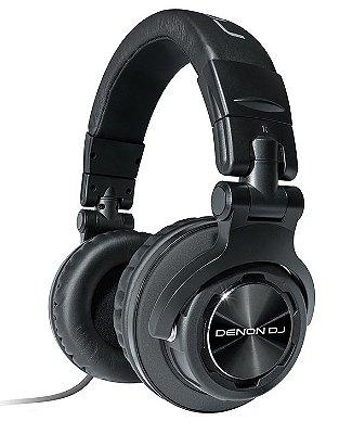 Fone de Ouvido Denon DJ Pro HP1100 Over Ear