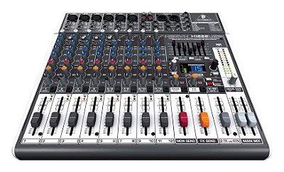 Mesa de Som Behringer Xenyx X1222 USB 16 Canais