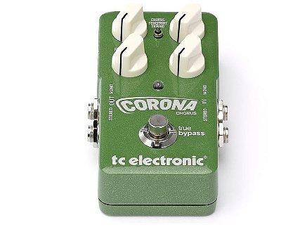 Pedal de Efeitos TC Electronic Corona Chorus para Guitarra