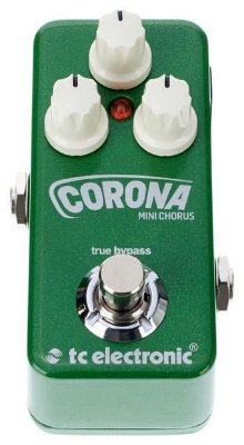 Pedal de Efeitos TC Electronic Corona Mini Chorus para Guitarra