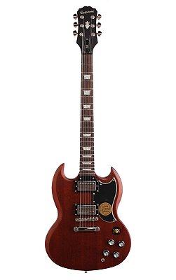 Guitarra Epiphone SG G400 Faded Worn