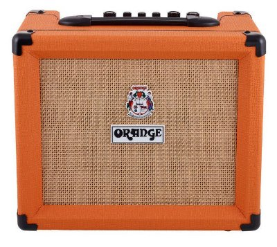 Caixa Amplificada Orange Crush PiX CR20RT 20W 1x8 para Guitarra