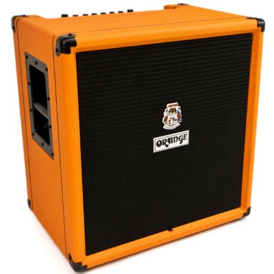 Caixa Amplificada Orange Crush PiX Bass CR100BXT 100W 1x15 para Contrabaixo