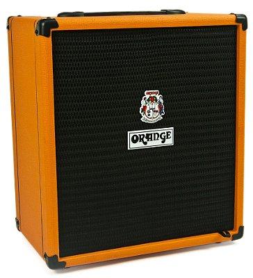 Caixa Amplificada Orange Crush PiX Bass CR50BXT 50W 1x12 para Contrabaixo