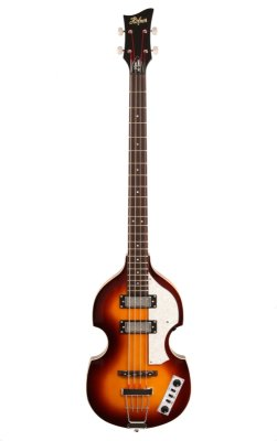 Contrabaixo 4 Cordas Hofner Ignition Violin Bass Cavern HICA Sunburst