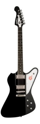 Guitarra Washburn PS10B Paul Stanley Kiss Starfire Signature Black