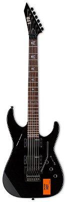 Guitarra ESP LTD KH-202 Kirk Hammett Signature com Capa