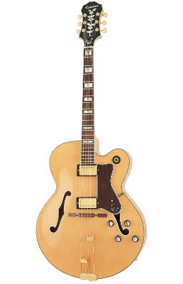 Guitarra Acústica Epiphone Broadway Natural