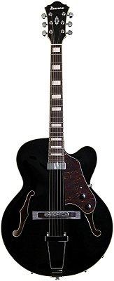 Guitarra Acústica Ibanez AF71 F Black