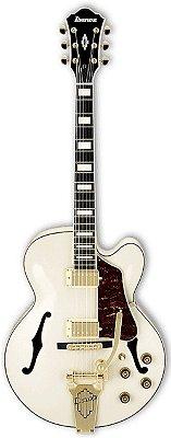 Guitarra Semiacústica Ibanez AF 75 Tdg Ivory