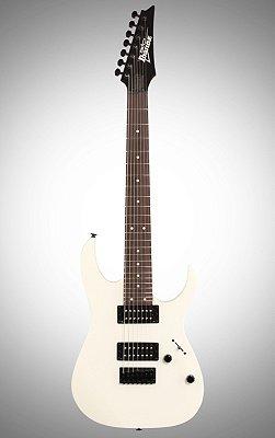 Guitarra Ibanez GRG 7221 White 7 Cordas