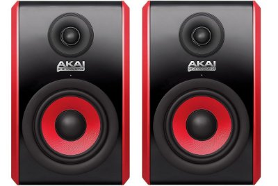 Monitor de Estudio Akai Professional RPM500 Red ( Par )