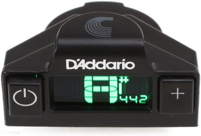 Afinador Digital D'addario Planet Waves PWCT15