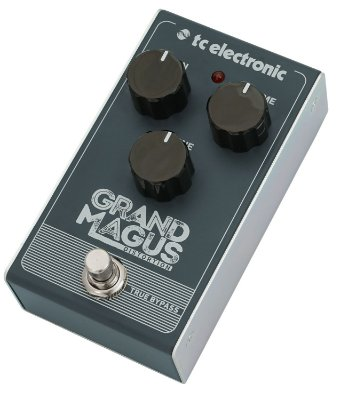Pedal de Efeitos TC Electronic Grand Magus Distortion para Guitarra