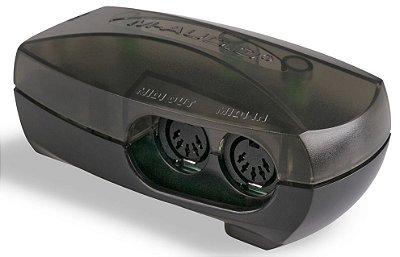 Interface de Áudio M-Audio Midisport 1x1 USB Midi