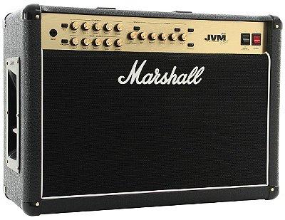 Caixa Amplificada Marshall JVM210C 100W 2x12 para Guitarra