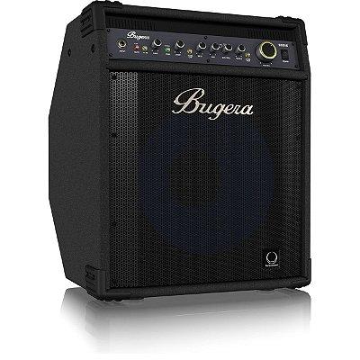 """Amplificador Bugera BXD15A 1x15"""" 1000w para Contrabaixo"""
