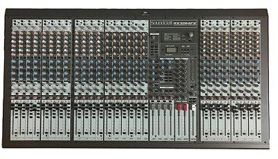 Mesa de Som Soundcraft SX3204FX USB 32 Canais
