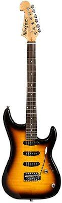 Guitarra Washburn S3XTS Sonamaster Series SSS Tobacco Sunburst