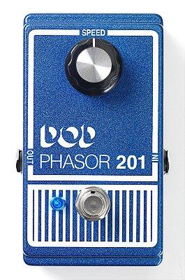 Pedal de Efeitos DOD Phasor 201 para Guitarra
