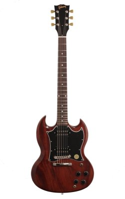 Guitarra Gibson SG Faded 2017 T com Capa