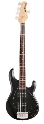 Contrabaixo 5c Music Man Sting Ray HH com Case