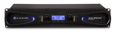Amplificador de Áudio Crown XLS 2502 127v Professional Power Amplifier