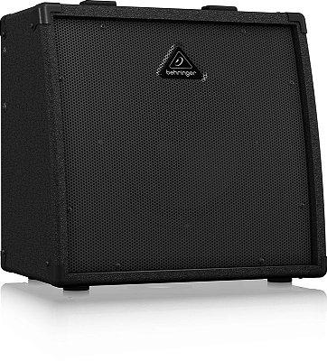 "Caixa Amplificada Behringer Ultratone K450FX 45W 1x10"" para Teclado"