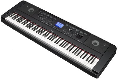 Piano Digital Yamaha DGX660 88 Teclas com Estante