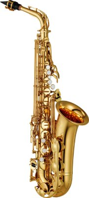 Saxofone Alto Yamaha YAS-280 Eb Laqueado Dourado