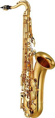 Saxofone Tenor Yamaha YTS-280 Bb Laqueado Dourado
