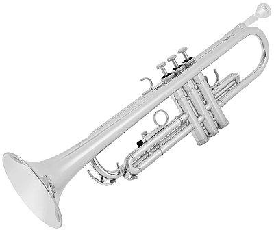 Trompete Yamaha YTR-2330 Bb Prata