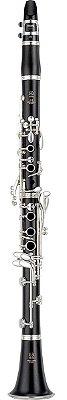 Clarinete Yamaha YCL450 Bb Preto com Case