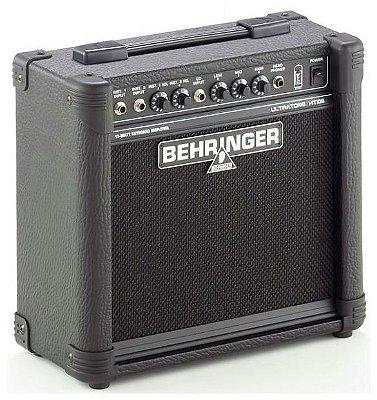 "Caixa Amplificada Behringer Ultratone KT108 15W 1x8"" para Teclado"