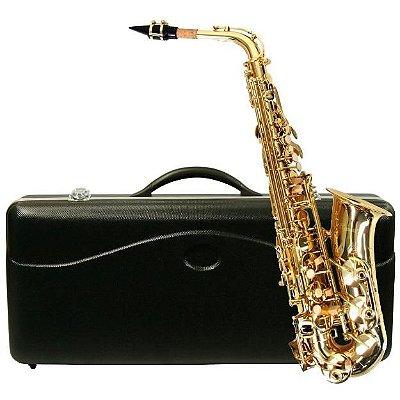 Saxofone Alto Benson BSA1-L EB C/case