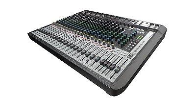 Mesa de Som Soundcraft Signature 22 MTK Multi-Track USB 22 Canais