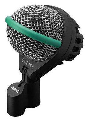 Microfone AKG D112 MKII Dinâmico para Percussão