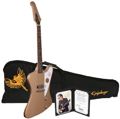Guitarra Epiphone Firebird I 2016 Joe Bonamassa LTD. ED. Outfit com Bag