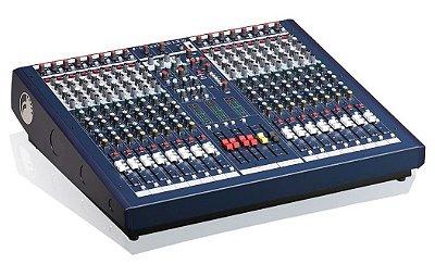 Mesa de Som Soundcraft LX10-16 USB 16 Canais