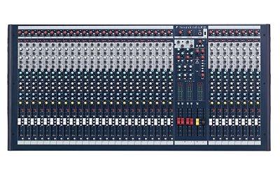 Mesa de Som Soundcraft LX10-32 USB 32 canais