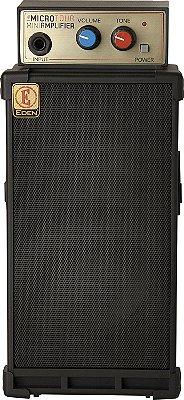 Mini Amplificador Eden Microtour Portable Bass 2W para Contrabaixo