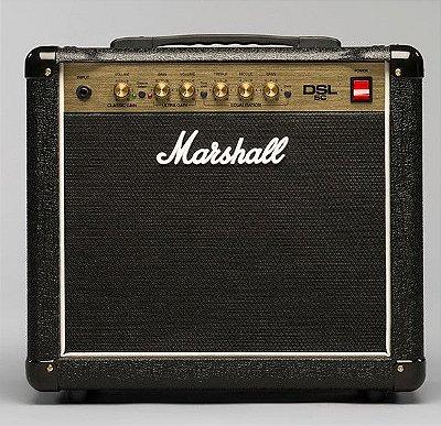 Caixa Amplificada Marshall DSL5C 5w 1x10 para Guitarra